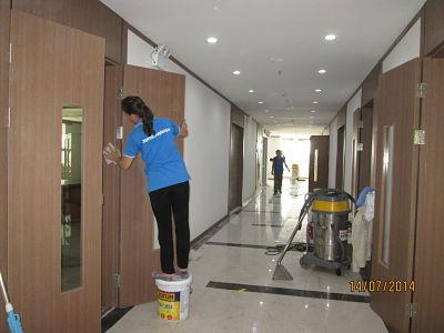 Dịch vụ cung cấp tạp vụ vệ sinh tại Bình Dương